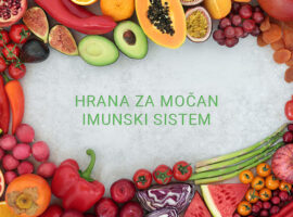 Hrana za močan imunski sistem